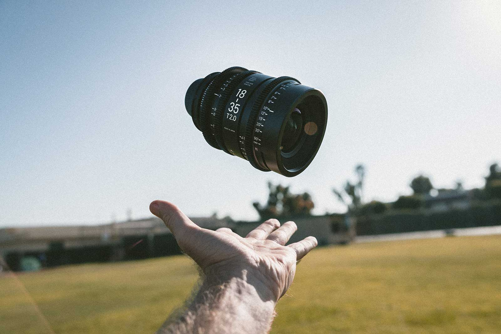 How to Choose the right Camera Lens