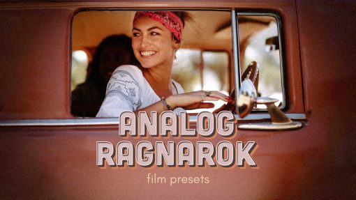 Analog Film Lightroom Presets Pack