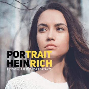 Portrait Heinrich Presets Pack - Product Cover