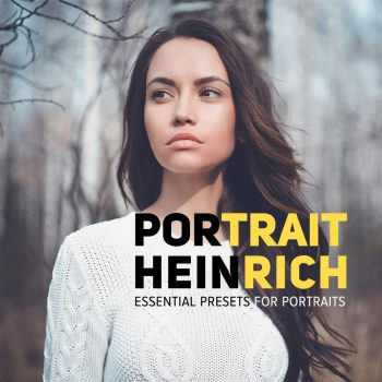 Portrait Lightroom Presets Pack