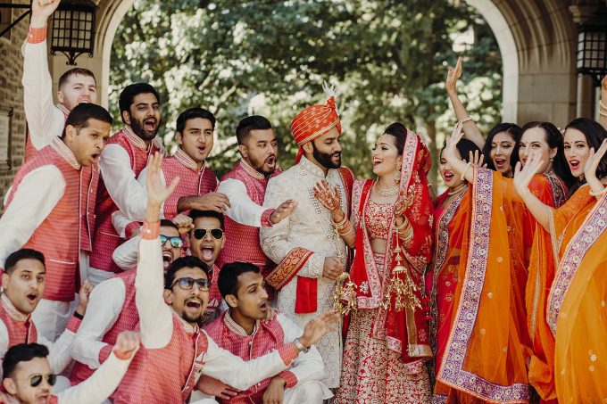 Indian Wedding - Family and Friends Celebration
