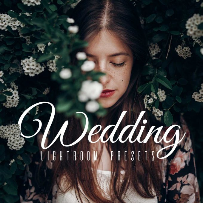Light and Airy Wedding Presets Pack - Product Cover