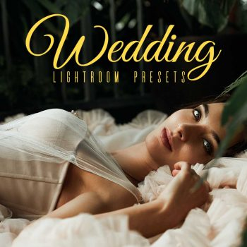 Wedding Lightroom Presets Pack