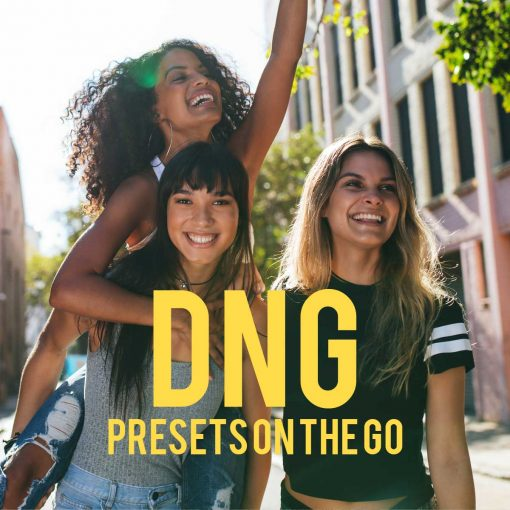 DNG Mobile Presets Pack - Product Cover