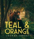 Teal and Orange Lookup Tables Product Pack Cover