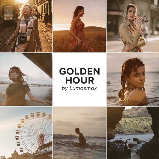 Lightroom Presets for Golden Hour Photography